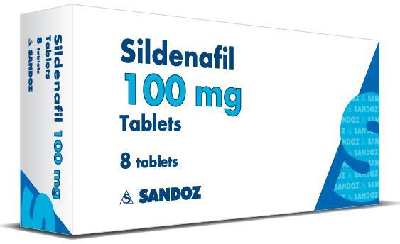 sildenafil opakowanie